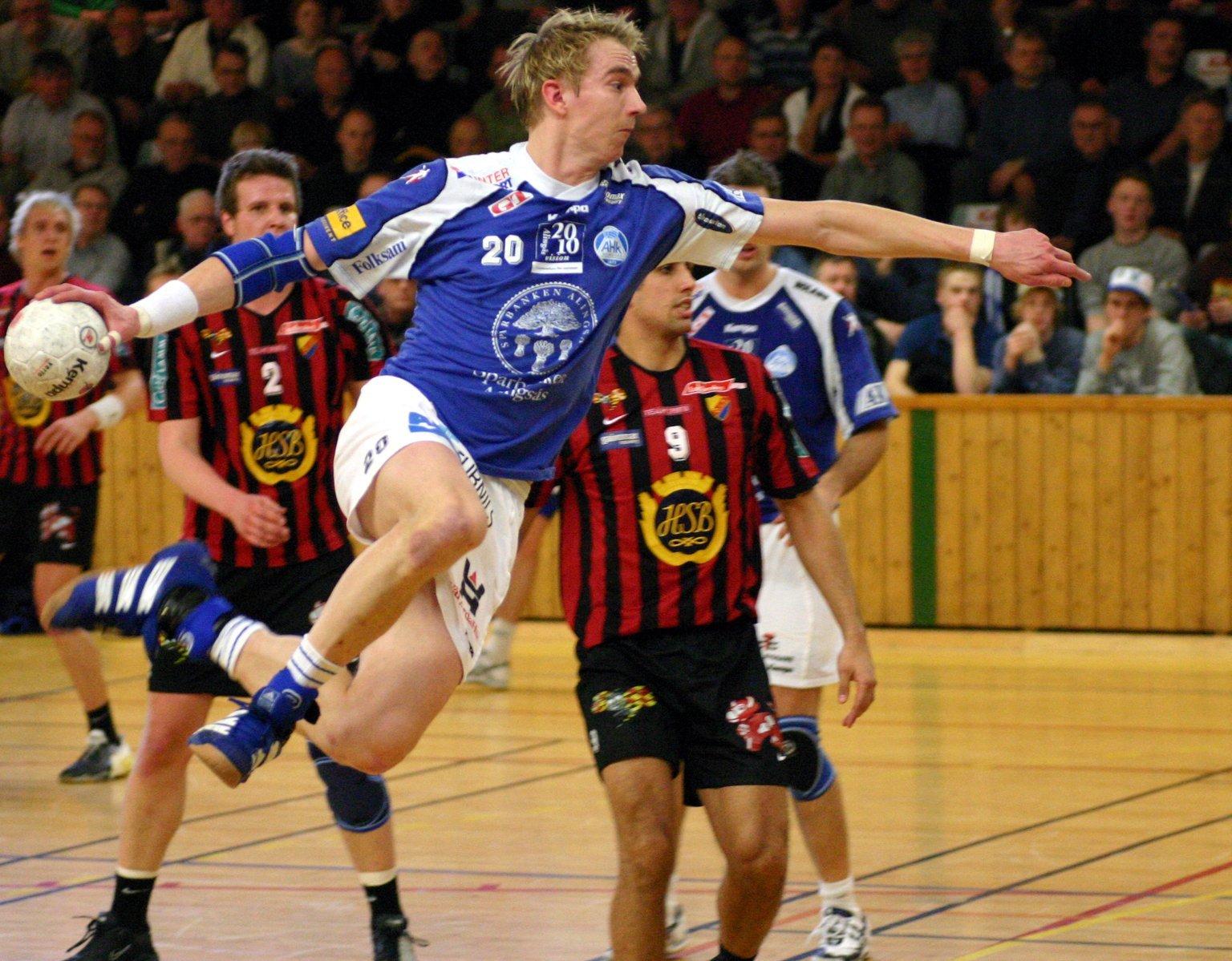 Drømmer du om håndballtur?